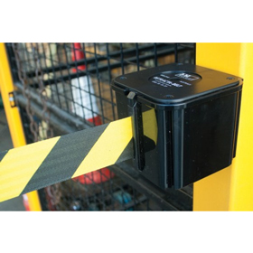 Retracta-Belt Wall Mounted Retractable Barriers