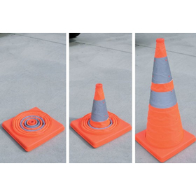 Collapsible Safety Cone Witches Hats