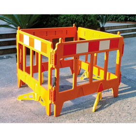Safety Fencing Pedestrian Control and Separation