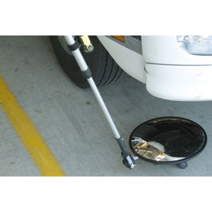 Inspection Mirror Vehicle Safety Inspection With Castors