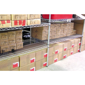 Modular Wire Shelving Systems