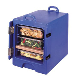 Cambro Insulated Front Loading Camcarriers