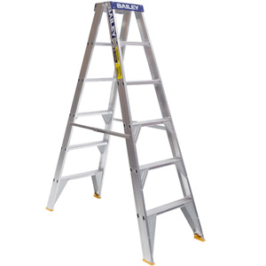 Bailey Professional 150kg Aluminium Double Sided 2 Ladder