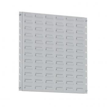 Maxi Steel Louvered Panel - Wall Mounted