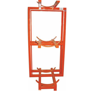 Multi-Tier Drum Racks