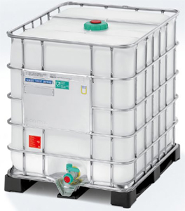 ECOBULK MX FDA approved IBC Container