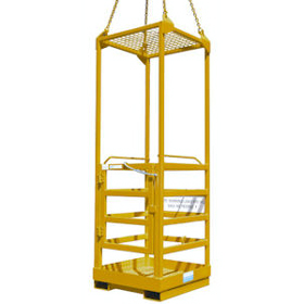 WP-C8 Crane Safety Cage