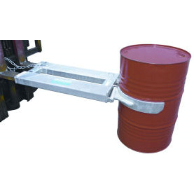 Drum Lifters Forklift Attachment