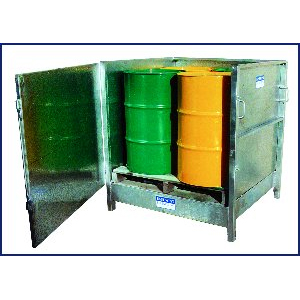 DCDL4 Fully Enclosed Spill Bin