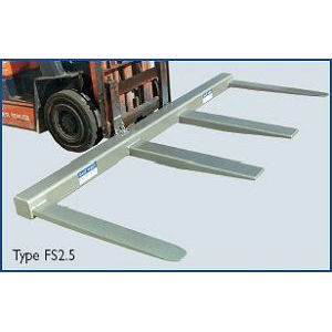 FS2.5 Fork Spreader with Loadguard for Large Loads