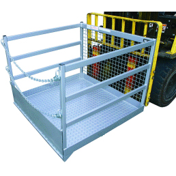 Goods Cage Platform for Forklifts FGC15