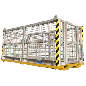 Crane Cage 6 Person WP-NC2A