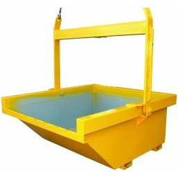 Bulk Waste Bin for Overhead Crane