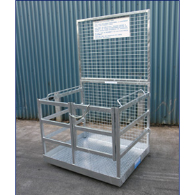 Work Platform Safety Cage for Forklifts WP-G