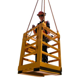 WP-C4 Crane Safety Cage