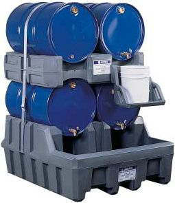 Justrite Gator Drum Management System