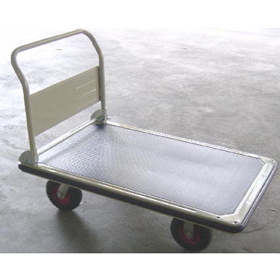 Armstrong Heavy Duty Platform Trolley with Pneumatic Castors