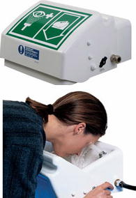 Portable & Fixed Eyewash Units