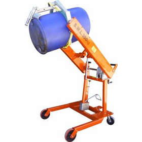 Rim Grip Machines for Lifting & Tipping Drums