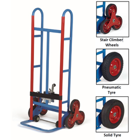 Hills Small Appliance Hand Truck 200kg Capacity with Ratchet Strap