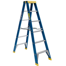 Bailey RFDS - Fibreglass 150kg Double Sided Ladders