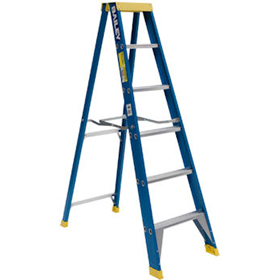 Bailey RFSS Fibreglass Single Sided 150kg Step Ladder