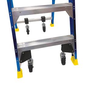 P150 Castor kit