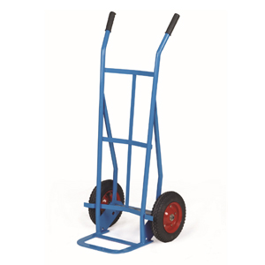 Hills Medium-Duty Curved Back Hand Truck 200kg Capacity