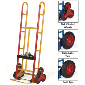Kelso Large Refrigerator Hand Truck - 250kg Capacity