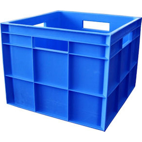 Attractive Cube Hobby Box Plastic Container