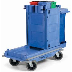 Numatic VersaClean Systems VCN1904 Janitor Cart