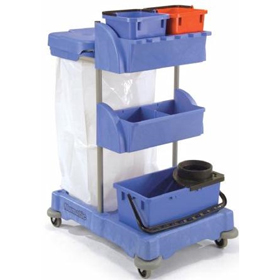 Numatic XC1 Janitor Cart