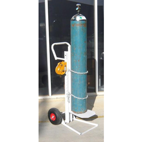 Universal Gas Cylinder Lift Trolleys