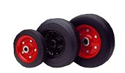 Lemcol Cushion-Tyred Wheels