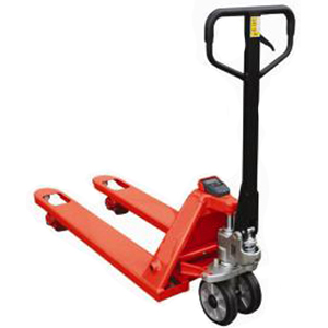 Pallet Jack with Weight Indicator