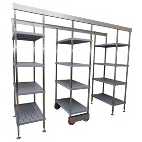Shelving Stores & Dock Equipment