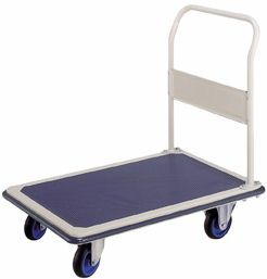 Prestar NF302 Fixed Handle Platform Flat Bed Trolley 300kg capacity