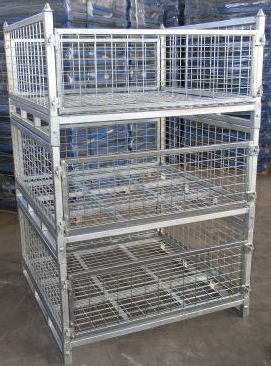 PCMH-03 Half Height Stillage Cage