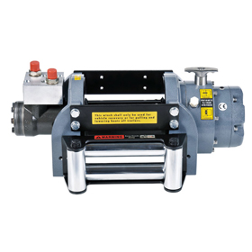 Comeup Pacific Hydraulic Recovery Winches