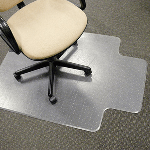 "Under Desk Mats ""Chair Mats"""
