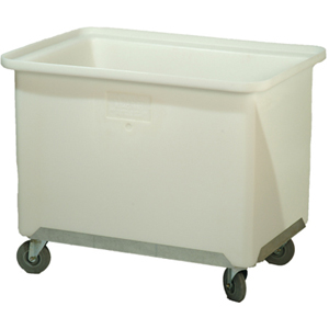 Cox Mobile Polycon Tub - Large Capacity Mobile Storage Container