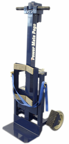 Powermate pogo p 2 stair climber for Motorized stair climbing dolly