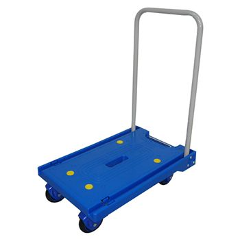 Prestar Mini Plastic Folding Platform Trolley MPF101