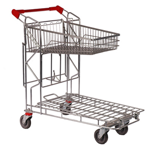 Liquor Cash n Carry Shopping Trolley