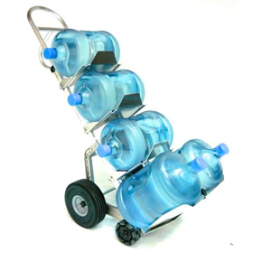 Bottled Water Rotatruck