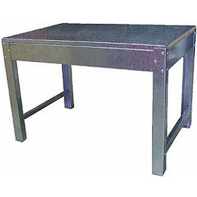 Megabench Workbench with Galvanised Deck