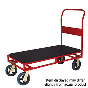 Megamate Poly Deck Heavy Duty Platform Trolley