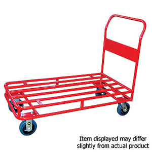 Megamate Tube Deck Heavy Duty Platform Trolley