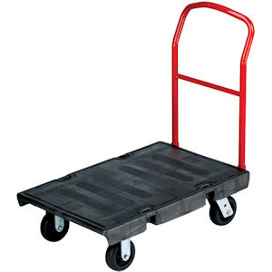 Rubbermaid 4403 Heavy Duty Platform Trolley