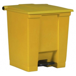 Rubbermaid Step-On Containers